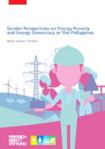 Gender perspectives on energy poverty and energy democracy in The Philippines