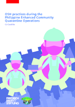 OSH practices during the Philippine enhanced community quarantine operations