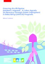 Greening the Philippine pandemic response